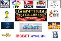 ibcbet games