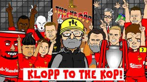 ibcbet Klopp to The Kop
